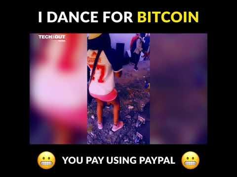 The Bitcoin Dance
