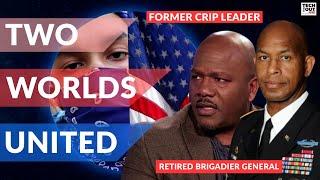 Two Worlds Meet Featuring Big U & Retired Brigadier General Arnold Gordon-Bray – Webinar