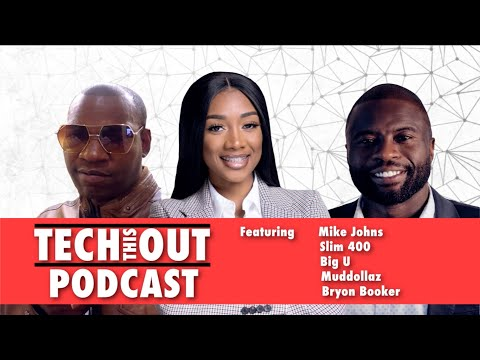 Tech This Out Podcast: Slim 400 & Big U Talk about STEM Learning in the Community