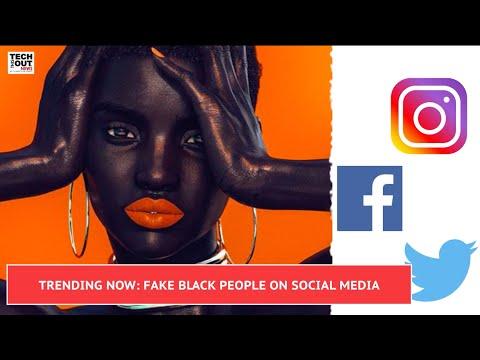 Techbytes: Fake Bots of Black People
