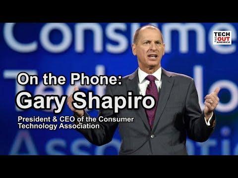 CTA President Gary Shapiro: Data Privacy vs Public