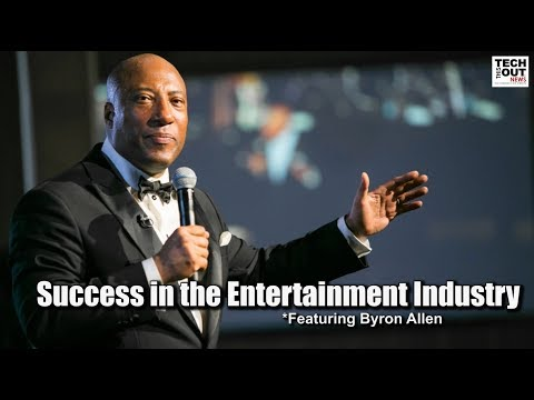 Entertainment Take Over: The Bryon Allen Interview